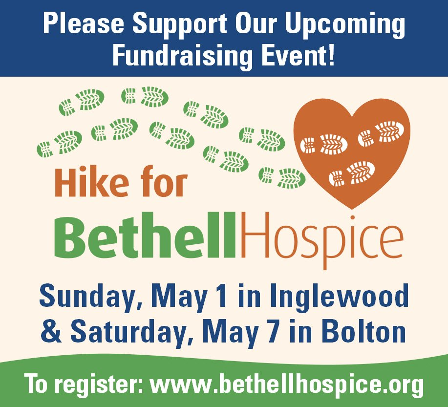 Hike for Bethell Hospice