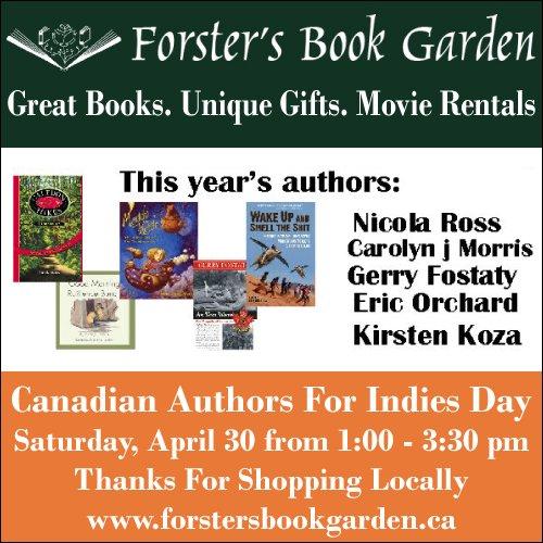 Forsters Book Garden