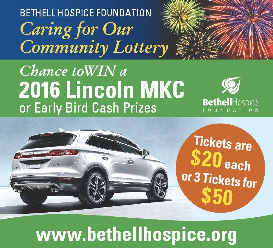 Bethell Hospice Lottery