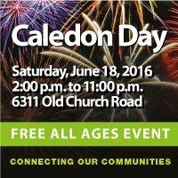 Caledon Day 2016