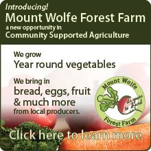 Mount Wolfe Forest Farm