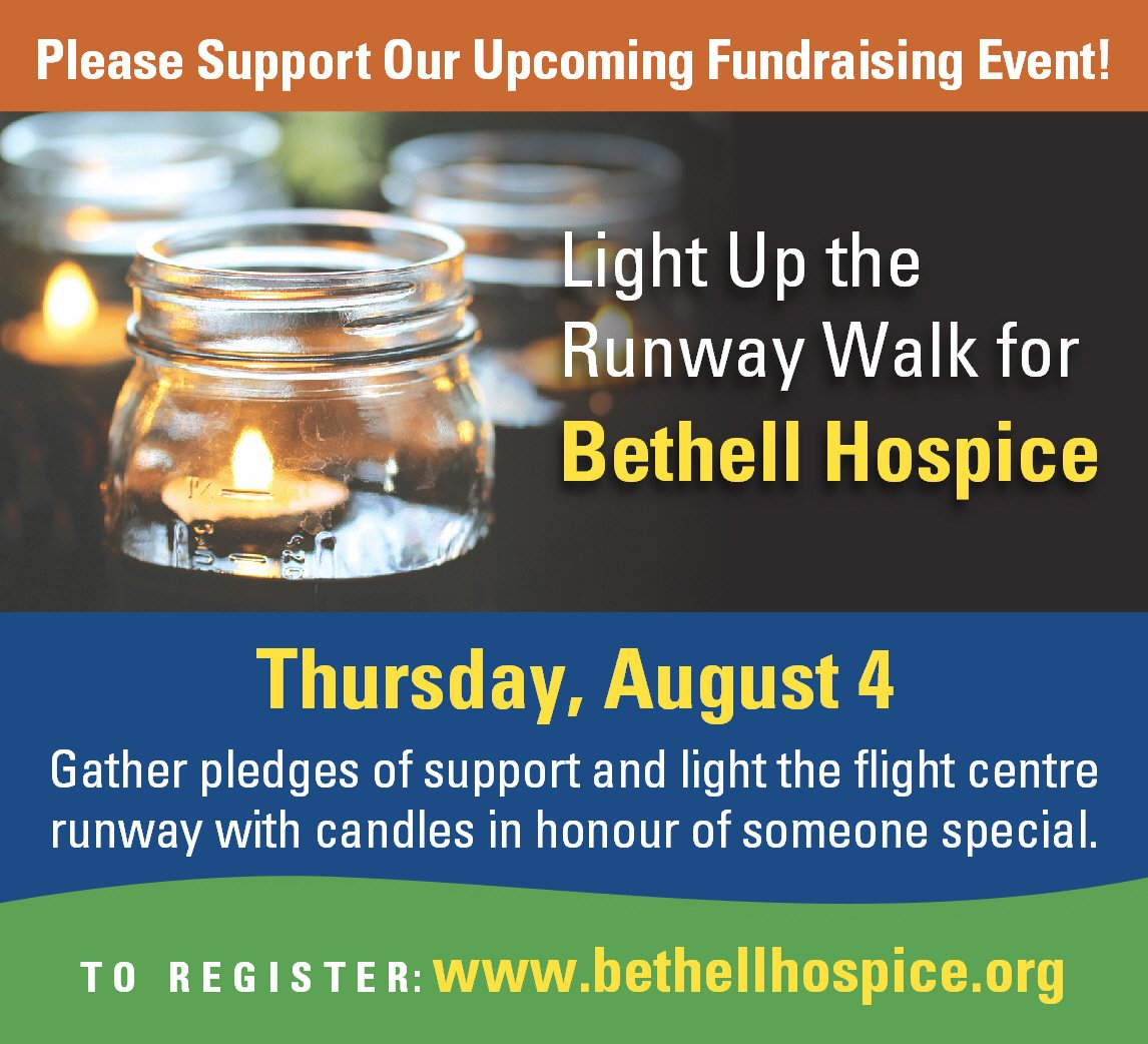 Bethell Hospice Light Up The Runway