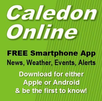 Caledon Online ad