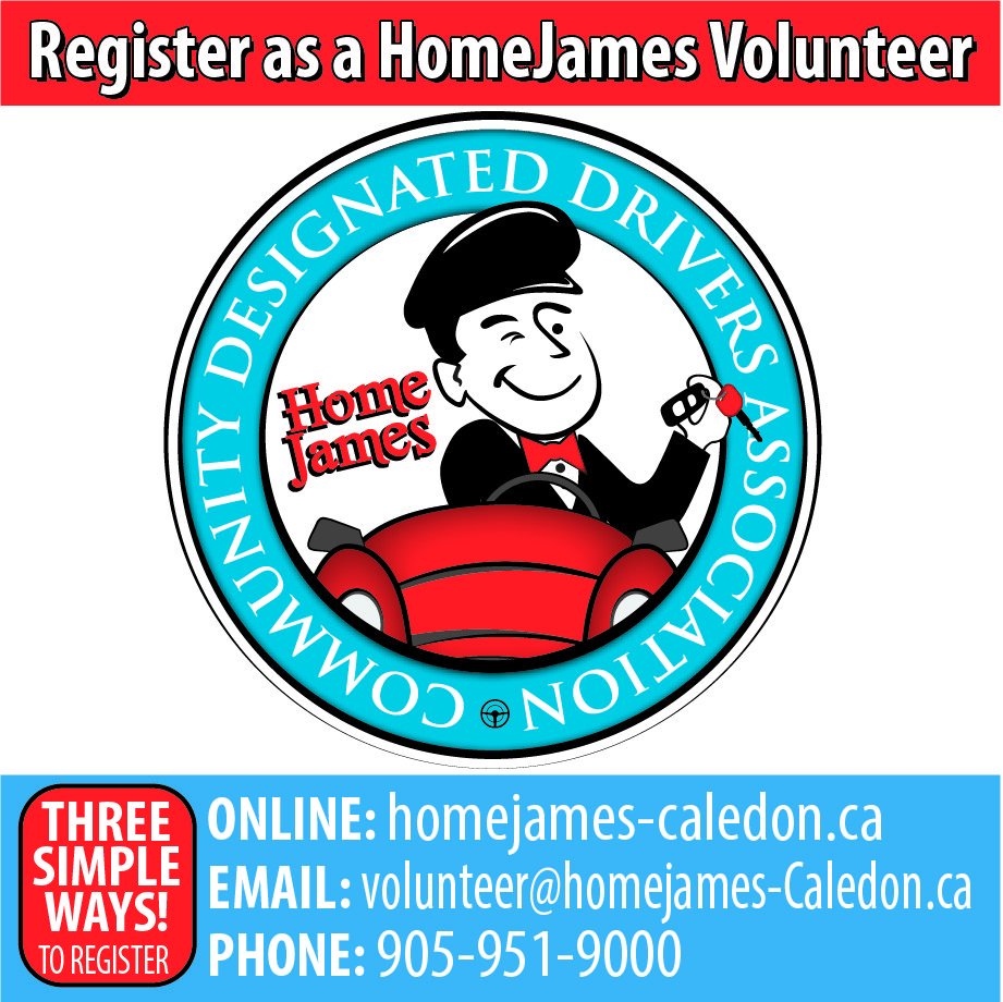 Home James ad