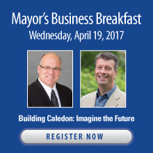 Mayors Business Breakfast